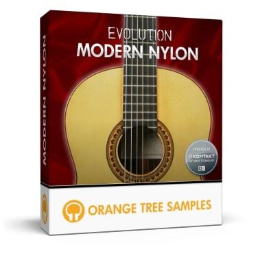 Orange Tree Samples Evolution Modern Nylon KONTAKT
