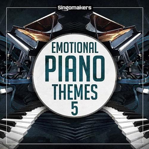 Emotional Piano Themes Vol 5 WAV MIDI