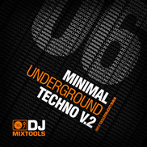 DJ Mixtools 06 - Minimal Underground Techno Vol.2