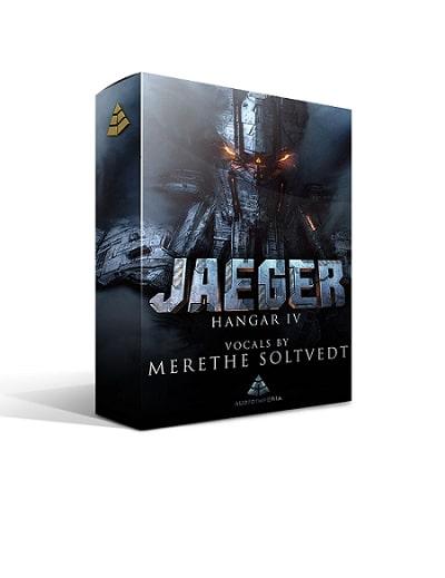 JAEGER Hangar 4 (Vocals By Merethe Soltvedt) v1.1 KONTAKT