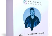 Skifonix Sounds Jonas Blue Style Kit WAV MIDI PRESETS