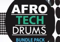 Bingoshakerz Micro Afro Tech Drums Bundle Pack WAV