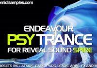 Endeavour Psytrance For Reveal Sound Spire