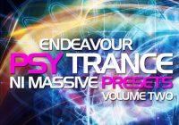 Endeavour Psytrance for NI Massive 2 NMSV