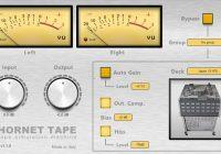 HoRNet Tape v1.1.3 WIN & MAC [VST VST3 AU AAX]