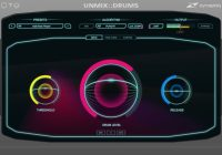 Zynaptiq UNMIX DRUMS v1.0.3 HAPPY NEW YEAR-R2R