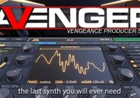 Vengeance Producer Suite Avenger v1.4.10 + Factory Content MacOSX