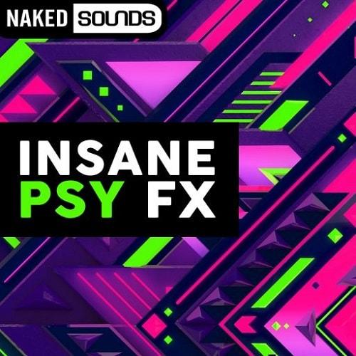 Naked Sounds - Insane Psy SFX (WAV) - Audioplugin.net