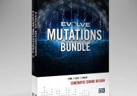 Native Instruments Evolve Mutations 1 and 2 KONTAKT