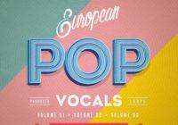 Producer Loops European Pop Vocals Bundle WAV MIDI