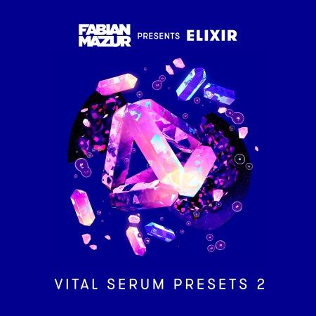 Fabian Mazur presents ELIXIR Vital Serum Presets Vol. 2