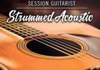 Native Instruments Session Guitarist Strummed Acoustic v1.1.0 KONTAKT