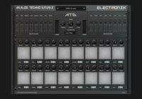 Electronik Sound Lab Analog Techno Drums v1.2.0 VST VST3 AU MAC/WiN