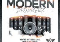 Studio Trap Modern Drummerz WAV MIDI PRESETS