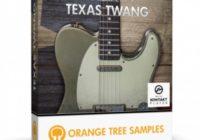 Orange Tree Samples Evolution Texas Twang KONTAKT