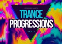 Producer Loops Trance Progressions Vol 1 WAV
