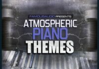 FA029 - Atmospheric Piano Themes Vol.1 Sample Pack