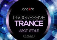 Ancore Sounds Progressive Trance FL Studio Template Vol.1