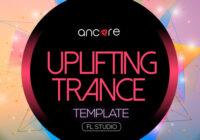 Ancore Sounds Uplifting Trance FL Studio Template Vol. 1