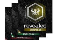 Revealed Drums Vol.1-3 WAV