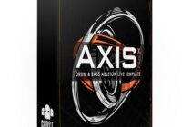 AXIS X - Ableton Live 10 Template