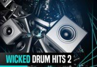 Wicked Drum Hits 2 WAV