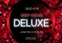 Ancore Sounds DEEP HOUSE DELUXE Logic Pro Template