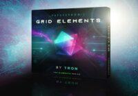 Futurephonic Grid Elements by Tron Volume 1