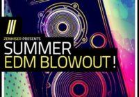 Summer EDM Blowout WAV MIDI
