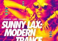 Producer Loops Sunny Lax Modern Trance Vol.3 WAV