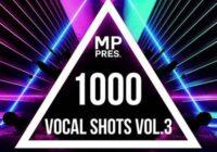 Micro Pressure 1000 Vocal Shots Vol.3 MULTIFORMAT