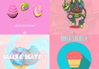 Bakers Beats Vol.1-4