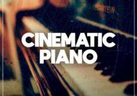 True Samples Cinematic Piano (WAV MIDI)