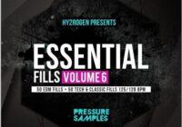 Pressure Samples Essential Fills Vol.6 WAV