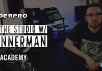 In The Studio with Kinnerman