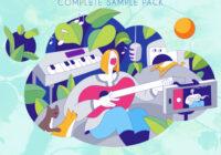 Lo-Fi Jamz Complete Sample Pack