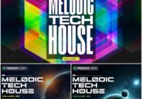 Melodic Tech House Volume 1-3
