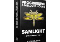xxound SAMLIGHT Progressive & Melodic House Signature Pack Vol.1