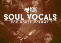SRR Soul Vocal's for House Vol.2 WAV