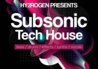 Subsonic Tech House Sample Pack