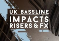 SRR UK Bassline Impacts, Risers & FX WAV