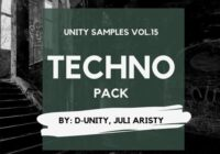 Unity Samples Vol.15 by D-Unity, Juli Airisty WAV