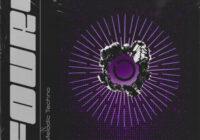 Four4 Dark Melodic Techno WAV MIDI PRESETS