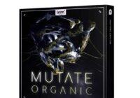 Mutate Organic - Designed - SFX Library WAV