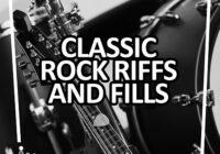 Classic Rock Riffs & Fills