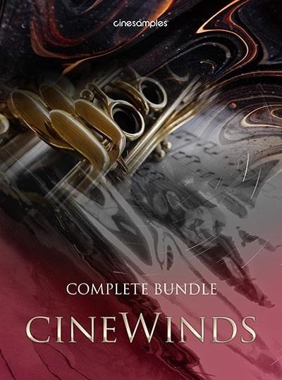 CineWinds Pro v1.4 Kontakt Library