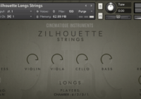 Zilhouette Strings Kontakt Library
