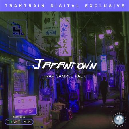 TrakTrain Japantown Trap Sample Pack WAV