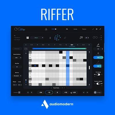 Audiomodern Riffer v3.0 VST VST3 AU AAX