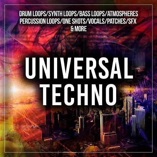 Universal Techno (Sample Pack & Sylenth Presets)
